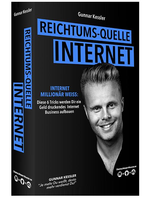 Reichtums-Quelle Internet